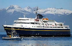 Alaska Ferry, Marine Highway, Ferry
